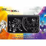 Mã Khuyến Mại May Chơi Game Nintendo New 3Ds Ll Phien Bản Pokemon Sun Moon Va Thẻ Nhớ 64G Hacked