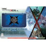 Mua May Chơi Game Nintendo New 3Ds Xl Phien Bản Monster Hunter Generations Va Thẻ Nhớ 32G Trong Vietnam