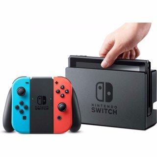 Máy chơi game Nintendo Switch Red and Blue thumbnail