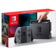 Hình ảnh Máy Chơi Game Nintendo Switch With Gray Joy-Con