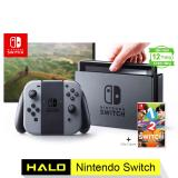 Bán May Chơi Game Nintendo Switch With Gray Joy Con Game 1 2 Switch Bảo Hanh 12 Thang Rẻ