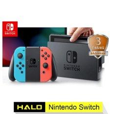 Hình ảnh Máy chơi game Nintendo Switch With Neon Blue Red Joy-Con