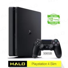 Bán Mua May Chơi Game Playstation 4 Slim 500Gb Hang Nhập Khẩu