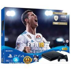 Hình ảnh Máy chơi game Sony PlayStation 4 Slim 500 GB Bundle Fifa 18