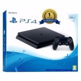 Cửa Hàng May Chơi Game Sony Playstation 4 Slim 500Gb Chinh Hang Trực Tuyến