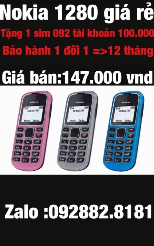 MAY điện thoại giá rẻ tặng hai sim 10 số