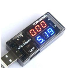 Hình ảnh Máy đo điện áp dòng điện sạc USB - Intl