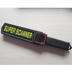Hình ảnh Máy dò kim loại Super Scanner MD 3003B1 + Bộ Pin sạc 9V