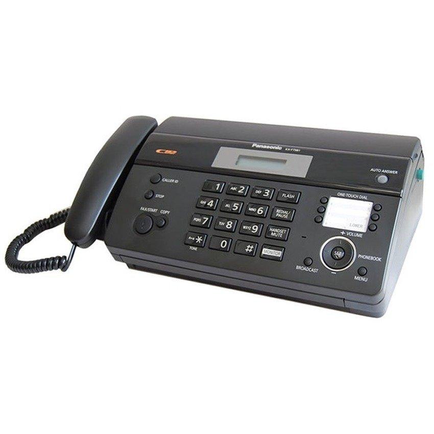 Hình ảnh Máy fax Panasonic KX-FT 983 (Đen)