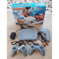 Hình ảnh Máy game băng nhựa super 8 Bit có sẵn game trong máy
