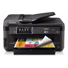Bán May In Đa Năng Epson Workforce 7610 Khổ A3 In Copy Scan Fax Trong Việt Nam