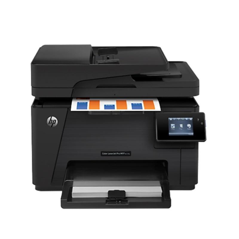 Máy in laser màu HP M177FW (Print/ Copy/ Scan/Fax) ( Đen )