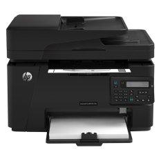 Ôn Tập May In Laser Scan Copy Fax Hp Laserjet M127Fn Đen Hangphanphối Chinh Thức