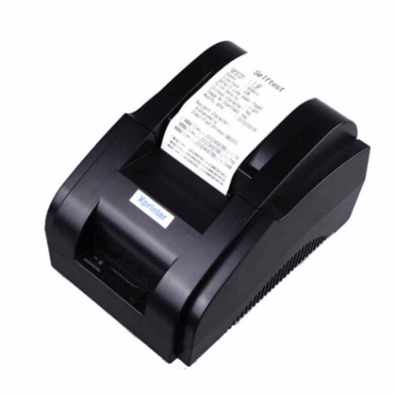 Máy in bill chính hãng Xprinter XP58iih tặng kèm 5 cuộn giấy k58x30