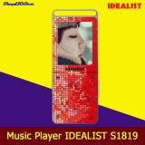 Giá Bán May Nghe Nhạc Kỹ Thuật Số Idealist Lossless S1819 Đỏ Idealist Nguyên