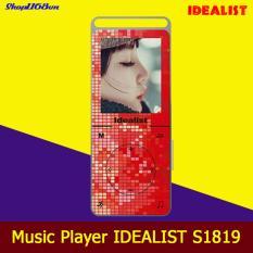 May Nghe Nhạc Kỹ Thuật Số Idealist Lossless S1819 Đỏ Mới Nhất