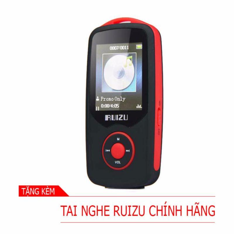 Máy nghe nhạc Lossless Bluetooth Ruizu X06 [Hãng phân phối chính thức]