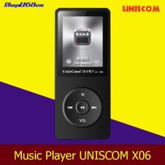 Bán May Nghe Nhạc Lossless Bluetooth Tầm Trung Uniscom X06 Đen Hang Nhập Khẩu Có Thương Hiệu Rẻ
