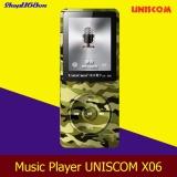 Ôn Tập Tốt Nhất May Nghe Nhạc Lossless Bluetooth Tầm Trung Uniscom X06 Xanh La