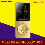 Bán May Nghe Nhạc Lossless Tầm Trung Uniscom X02 Gold Nguyên