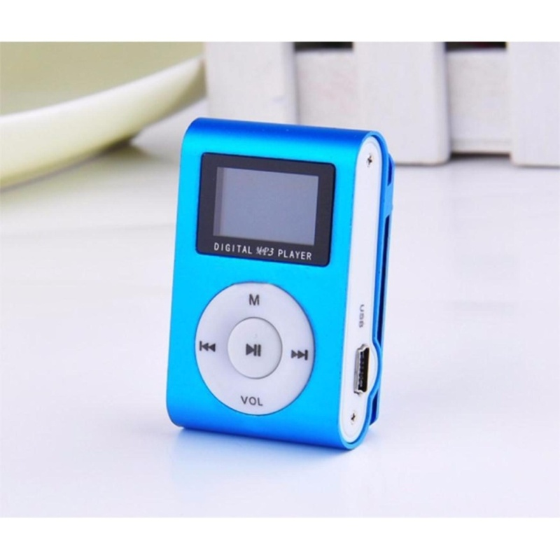 Máy nghe nhạc MP3 có màn hình LCD Style tặng cáp sạc và tai nghe Bảo An Store [SKU PHÂN MÀU]
