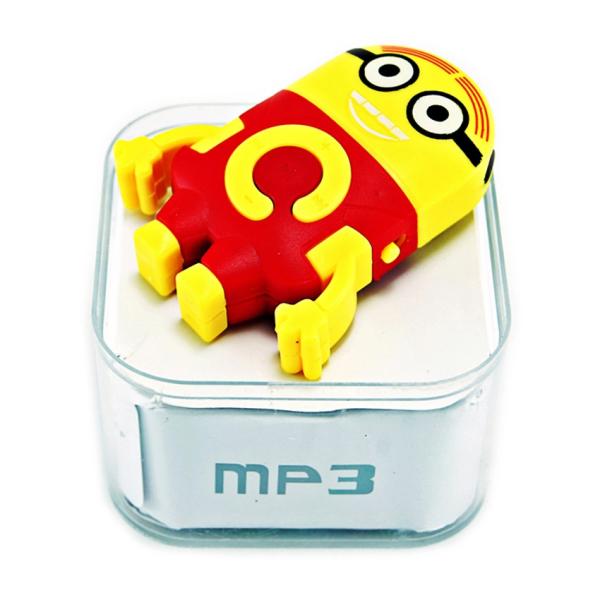 Máy nghe nhạc MP3 Minion (Đỏ phối vàng)