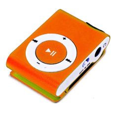 Hình ảnh Máy nghe nhạc MP3 vỏ nhôm (Cam)