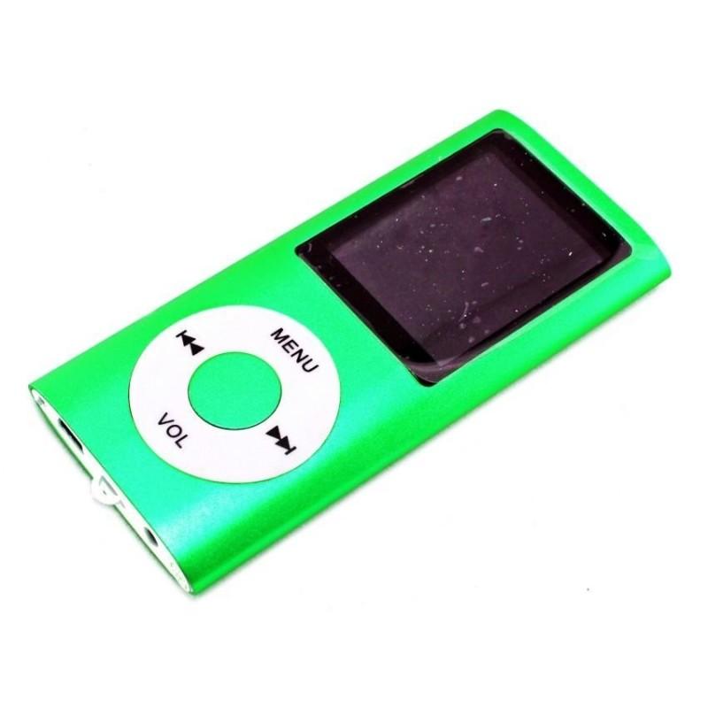 Máy nghe nhạc MP4 Protab AC9069VN (Xanh lá cây)