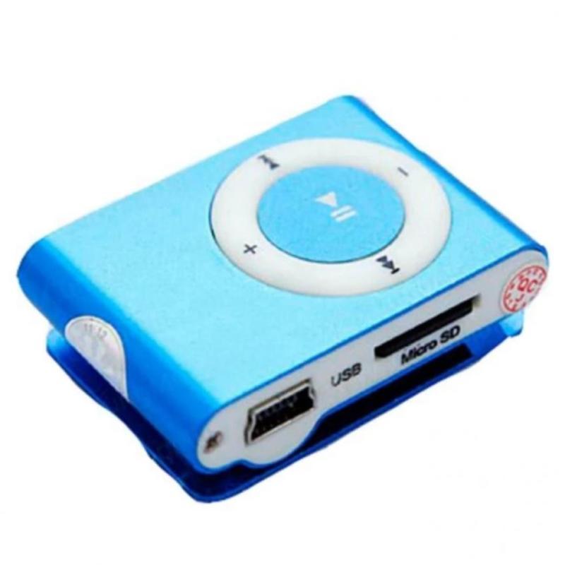 Máy nghe nhạc Pro Mp3 (Xanh)  + tai nghe + cáp sạc