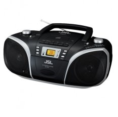 Hình ảnh Máy phát CD/MP3-USB-Cassette JSL RC-EZ57B (Đen)