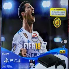 Bán May Sony Playstation 4 Ps4 Slim 500Gb Fifa 18 Bundle Bảo Hanh 2 Năm Rẻ