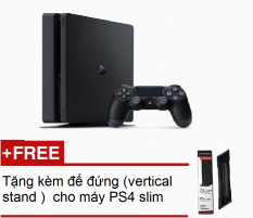 Giá Bán May Sony Playstation Ps4 Slim 500Gb Cuh2006A Đen Tặng Kem Đế Đứng Vertical Stand Cho May Ps4 Slim Nguyên Sony Computer Entertainment