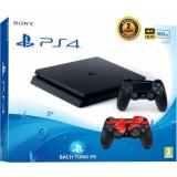 May Sony Playstation Ps4 Slim 500Gb Cuh2106A Đen Tay Cầm Dualshock 4 Sony Computer Entertainment Chiết Khấu 50
