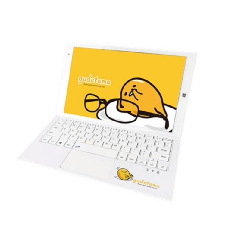 Máy tính bảng Gudetama GD RAM 4GB 10.1 64GB Wifi (Vàng) tặng bàn phím và bao da chống sốc