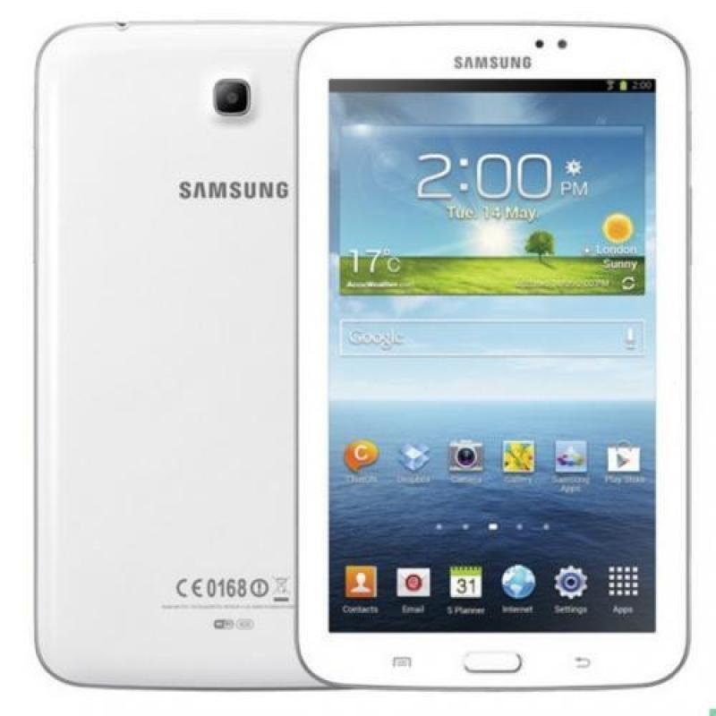 Máy tính bảng Samsung Tab 3V T116 8GB Wifi 3G (Trắng) - Hàng nhập khẩu chính hãng