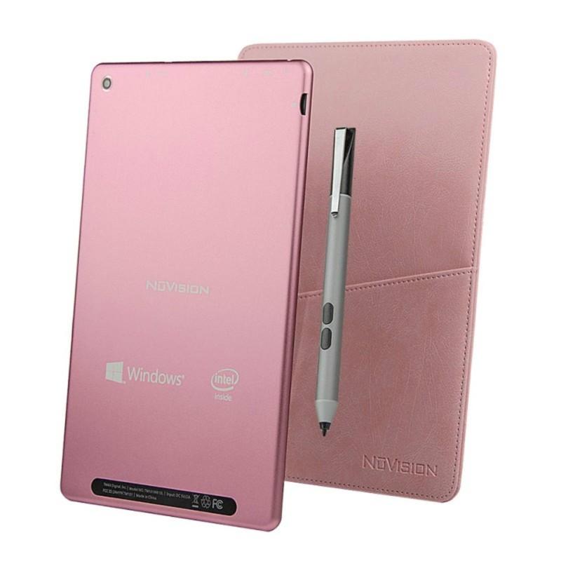 Máy tính bảng tablet Windows 10 Nuvision 10 Solo Draw tích hợp bút