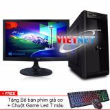 Ôn Tập May Tinh Core I5 2400 Ram 8Gb 500Gb Dell 20Inch Vietnet Computer