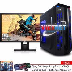 Hình ảnh Máy tính bộ core i7 2600 RAM 16GB 500GB Dell 24in VietNet