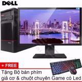 Máy tính bộ CPU intel core i5 2400 RAM 8GB HDD 250GB (MH Dell 22 inch Wide Led)