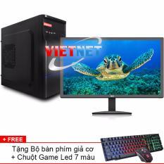 May Tinh Core I5 2400 Ram 8Gb 500Gb Man Hinh Aoc 20 7Inch Vietnet Rẻ