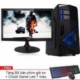 Bán May Tinh Bộ Game Intel Core I5 2400 Ram 8Gb 1Tb Man Hinh Dell 20 Inch