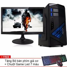Hình ảnh Máy tính bộ Game intel core i5 2400 RAM 8GB 1TB + Màn Hình Dell 20 inch