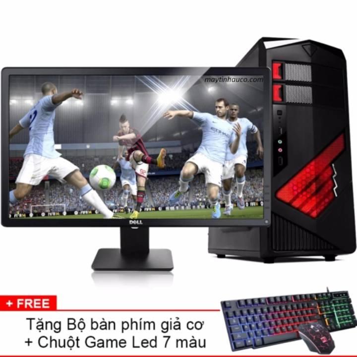 Máy tính bộ Game intel i5 2400 RAM 16GB 2TB & Màn Hình DELL 22 inch