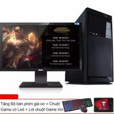 Hình ảnh Bộ Máy tính ( Intel® core i7 2600 , Ram 16GB , HDD 2TB , VGA GTX 730 2G/DDR5) , Màn hình Dell 22inch , Tặng bàn phím chuột giả cơ Led 7 màu
