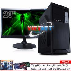 Hình ảnh Máy tính bộ core i7 2600 RAM 8GB 500GB Dell 20in VietNet