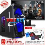 Mã Khuyến Mại May Tinh Chiến Game Core I7 2600 Card Gtx 1050 Ram 16Gb 1Tb Lcd Dell 24In Vietnet Computer