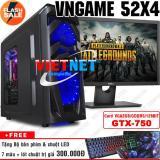 Bán Mua Trực Tuyến May Tinh Chiến Game Vngame 52X4 Core I5 2400 Gtx 750 8Gb 500Gb Lcd Dell 22Inch