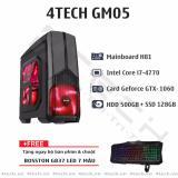 Mua May Tinh Chơi Game 4Techgm05 Core I7 Ram 8Gb Hdd 500G Ssd 128Gb Vga Gtx1060