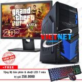 Bán Bộ May Chơi Game Intel Core I5 2400 Ram 16Gb 2Tb Lcd Dell 20In Wide Vietnet Mới