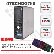 Ôn Tập Cửa Hàng May Tinh Chơi Game Kiem Đo Họa Gia Rẻ 4Techdg780 Core 2 E8400 3 0Ghz Ram 4Gb Hdd 250Gb Vga Rời Nvidia Quadro 600 1Gb Ddr3 128Bit Trực Tuyến